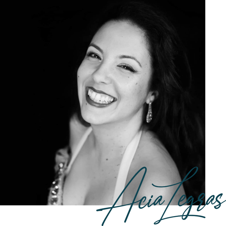 Portrait Acia Legras